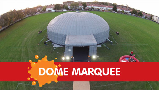 Dome Marquee